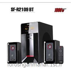 عکس سایر تجهیزات صوتی و تصویریسیستم صوتی 2،1 کانال مدل SF-R2109 BT