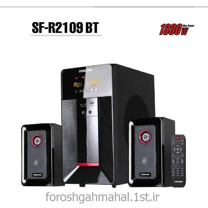 سیستم صوتی 2،1 کانال مدل SF-R2109 BT