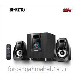 سیستم صوتی 2،1 کانال مدلSA-F206 BT