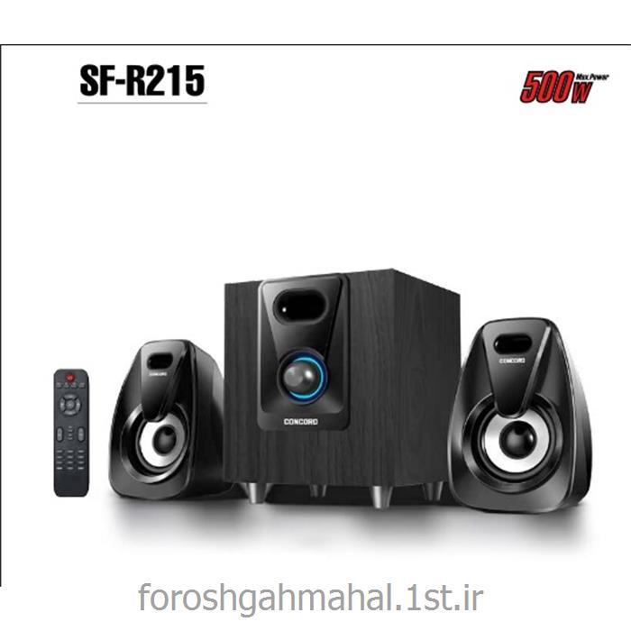 عکس سایر تجهیزات صوتی و تصویریسیستم صوتی 2،1 کانال مدلSA-F206 BT