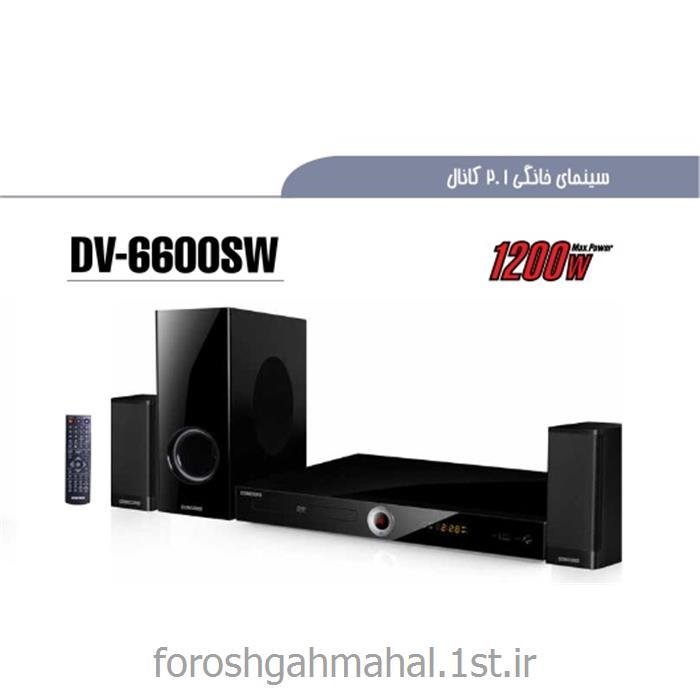 عکس سینمای خانگیسینما خانگی 2،1 کانال CONCORD مدل DV 6600 SW