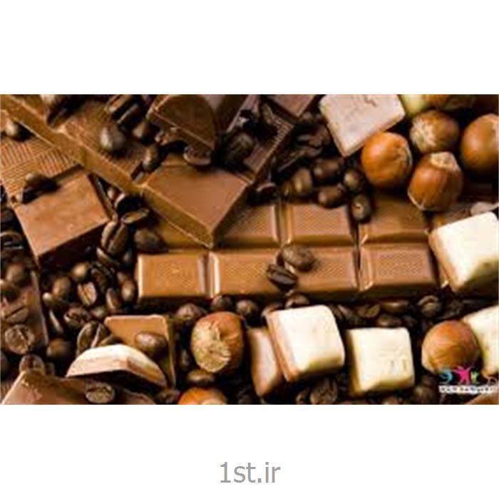 عکس افزودنی های غذاییاسانس شکلات پودری