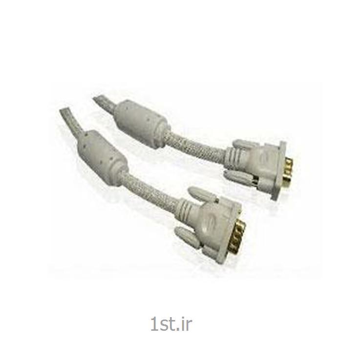 عکس کابل و کانکتور کامپیوترکابل وی جی ای 5 متری فرانت - Faranet VGA Cable 5m
