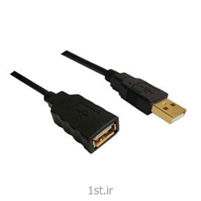 کابل افزایش طول یو اس بی 2.0 فرانت 1.5 متر - Faranet USB 2.0 AM-AF Extension Cable 1.5m
