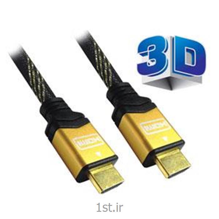 عکس کابل و کانکتور کامپیوترکابل HDMI فرانت 3 متری - Faranet HDMI Cable 3m