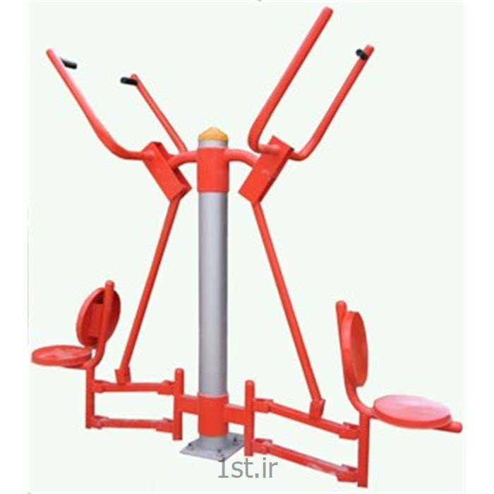 عکس سایر محصولات بدن سازی و تناسب انداملوازم ورزشی پارکی شهر آذین