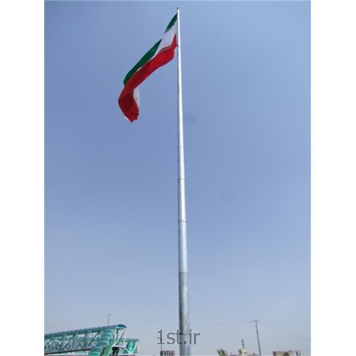 پایه پرچم مرتفع 60 متری شهر آذین