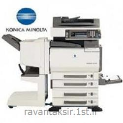عکس دستگاه کپیدستگاه کونیکا مینولتا بیزهاب C450