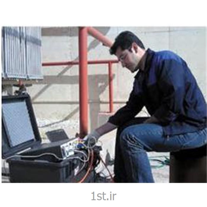 عکس تعمیر و نگهداریانجام تست های الکتریکی مدرن ترانسفورماتور در سایت مشتریان