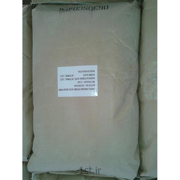 عکس افزودنی هااسید استئاریک تریپل پرس Triple Pressed Stearic Acid