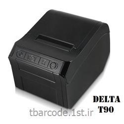 عکس چاپگر (پرینتر)فیش پرینتر حرارتی دلتا Delta T90 دارای سه پورت