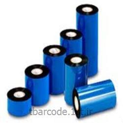 عکس لوازم چاپگر جوهر افشانریبون وکس (WAX ) آگزیوم مخصوص لیبل های کاغذی