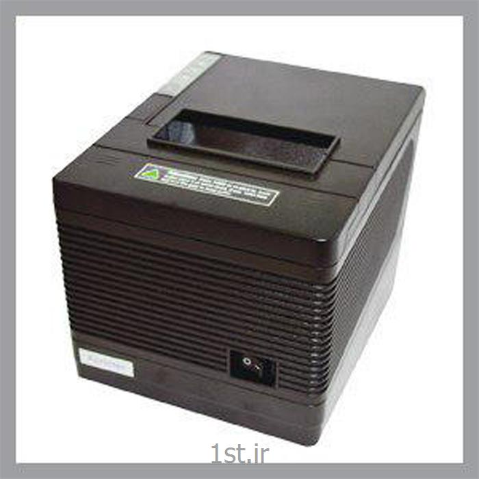 عکس چاپگر (پرینتر)پرینتر حرارتی مدل xprinter xp-q260 nk