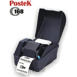 عکس چاپگر (پرینتر)چاپگر بارکد و لیبل پوزتک مدل POStek C168