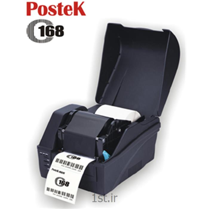 چاپگر بارکد و لیبل پوزتک مدل POStek C168