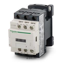 عکس کنتاکتور برق ( کلید خودکار قطع و وصل )کنتاکتور اشنایدر تله مکانیک LC1D25M7   CONTACTOR