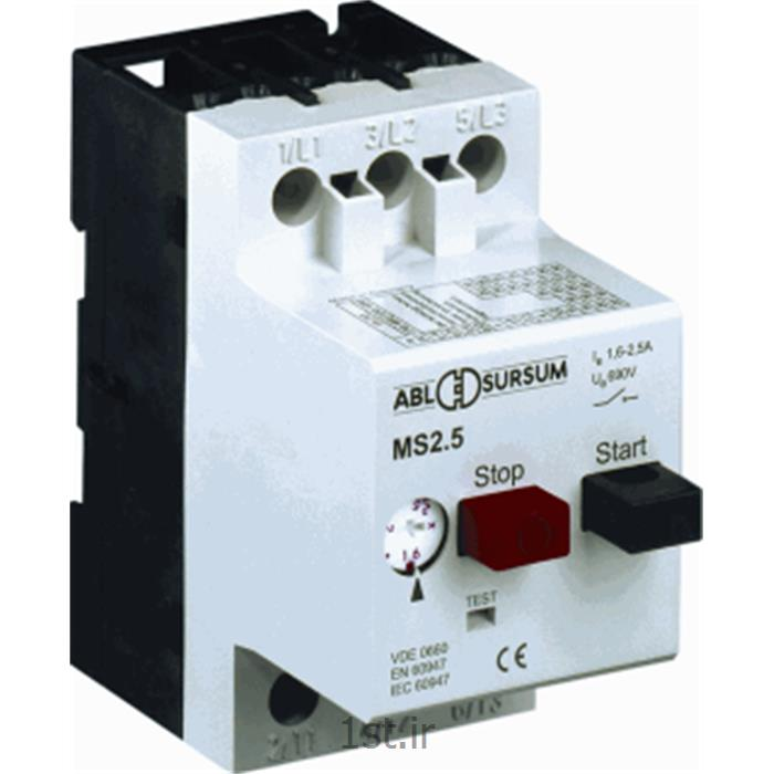 عکس مدار شکن هاکلید حرارتی مغناطیسی  ABL-SURSUM آلمان