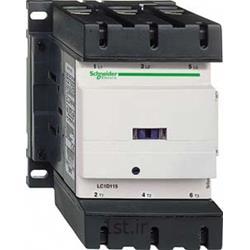عکس کنتاکتور برق ( کلید خودکار قطع و وصل )کنتاکتور اشنایدر تله مکانیک LC1D115M7