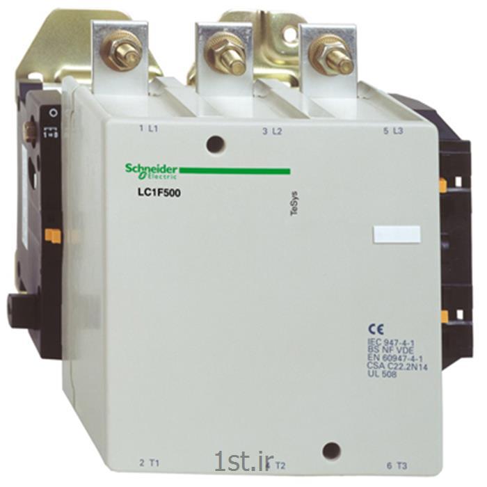 کنتاکتور اشنایدر تله مکانیک LC1F500M7
