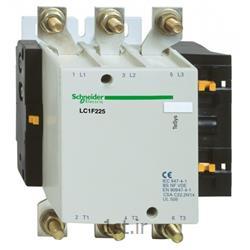 عکس کنتاکتور برق ( کلید خودکار قطع و وصل )کنتاکتور اشنایدر تله مکانیک LC1F225M7