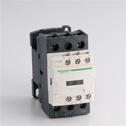 عکس کنتاکتور برق ( کلید خودکار قطع و وصل )کنتاکتور اشنایدر تله مکانیک LC1D38M7