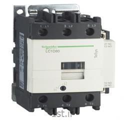 عکس کنتاکتور برق ( کلید خودکار قطع و وصل )کنتاکتور اشنایدر تله مکانیک LC1D80M7