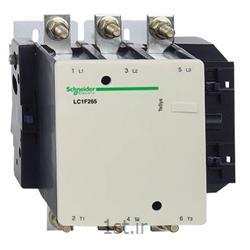 عکس کنتاکتور برق ( کلید خودکار قطع و وصل )کنتاکتور اشنایدر تله مکانیک LC1F265M7