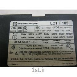 کنتاکتور اشنایدر تله مکانیک LC1F185M7