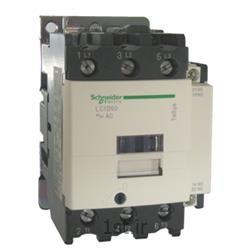 عکس کنتاکتور برق ( کلید خودکار قطع و وصل )کنتاکتور اشنایدر تله مکانیک LC1D50M7