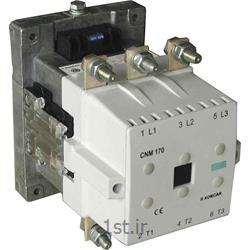 عکس کنتاکتور برق ( کلید خودکار قطع و وصل )کنتاکتور مدل CNM170    RADE KONCAR