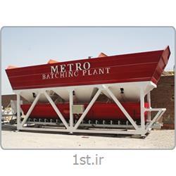 عکس بچینگ پلانت بتنبچینگ پلانت ثابت با ظرفیت60 متر مکعب بتن تر و 80 متر مکعب بتن خشک
