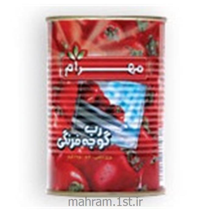 عکس افزودنی های غذاییرب گوجه فرنگی قوطی 500 گرمی