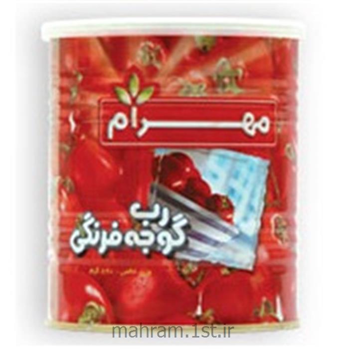 عکس افزودنی های غذاییرب گوجه فرنگی قوطی 1000 گرمی