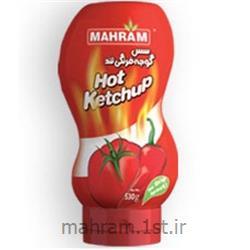 سس گوجه فرنگی تند بزرگ