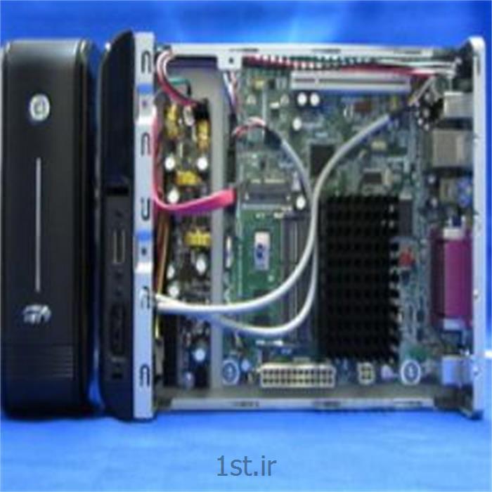 عکس پی سی استیشن ( مینی کامپیوتر )تین کلاینت اتم دوال کور 1.8 مدل Tci 2500 CCE
