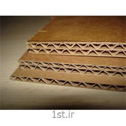عکس انبار محصولات بسته بندیکارتن معمولی 3 لایه و 5 لایه