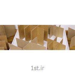 عکس انبار محصولات بسته بندیکارتن لمینیتی 3 لایه و 5 لایه