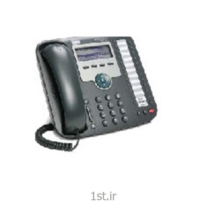 عکس محصولات تلفن اینترنتی ( VoIP )سری تلفن اینترنتی سیسکو