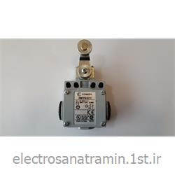 عکس لیمیت سوئیچ ( سوئیچ محدود کننده )لیمیت سوئیچ بدنه فلزی کامپی دوطرف قرقره فلزی ایتالیایی