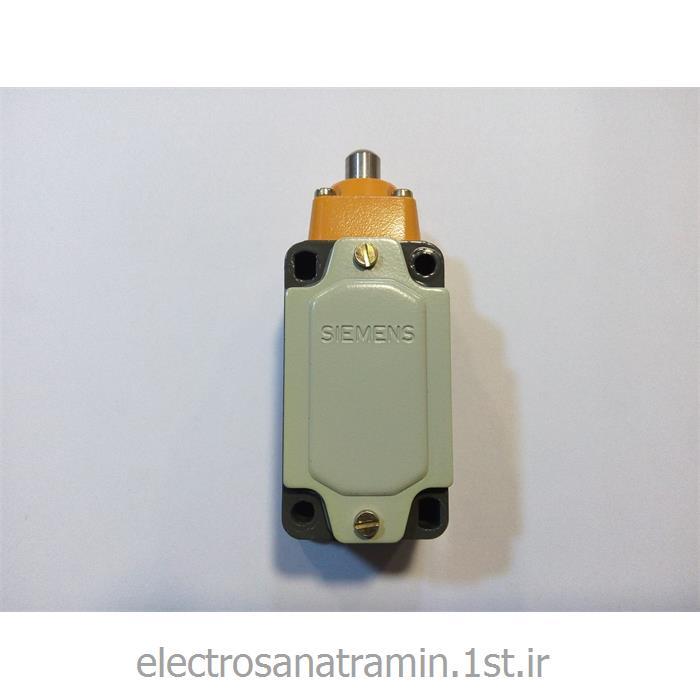 عکس لیمیت سوئیچ ( سوئیچ محدود کننده )لیمیت سوییچ بدنه فلزی فشاری ساده 3SE3 120-0C