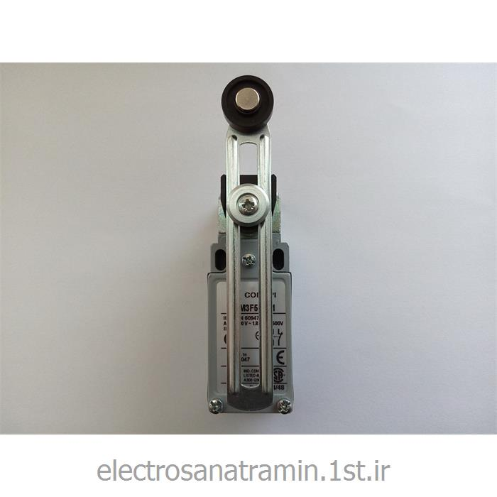 لیمیت سوئیچ بدنه فلزی کامپی رگلاژی (limit Switch AM3F51Z11)