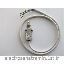 لیمیت سوئیچ فلزی پهن کابل دار فشاری قرقره COMEPI مدل EM2G24Z
