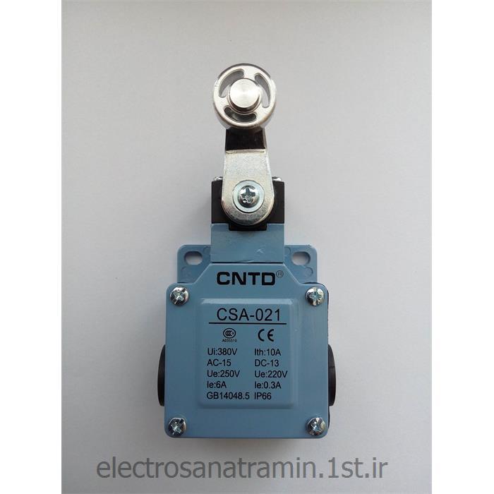 لیمیت سوئیچ بدنه فلزی دو طرف CNTD مدل CSA-021