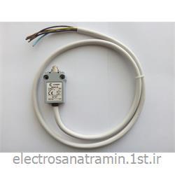 لیمیت سوئیچ فلزی پهن کابل دار فشاری ساده COMEPI مدل EM2G11Z