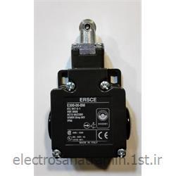 لیمیت سوییچ بدنه فلزی فشاری قرقره Ersce E300-00-BM