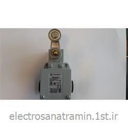 عکس لیمیت سوئیچ ( سوئیچ محدود کننده )لیمیت سوئیچ بدنه فلزی کامپی دوطرف قرقره بلبرینگی ایتالیا