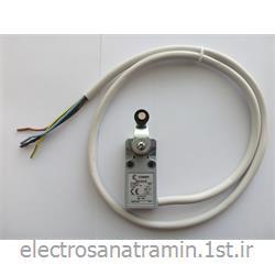 لیمیت سوئیچ فلزی باریک کابل دار دو طرف COMEPI مدل EM1G41Z