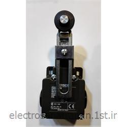 عکس لیمیت سوئیچ ( سوئیچ محدود کننده )لیمیت سوییچ بدنه فلزی رگلاژ Ersce E300-00-FM