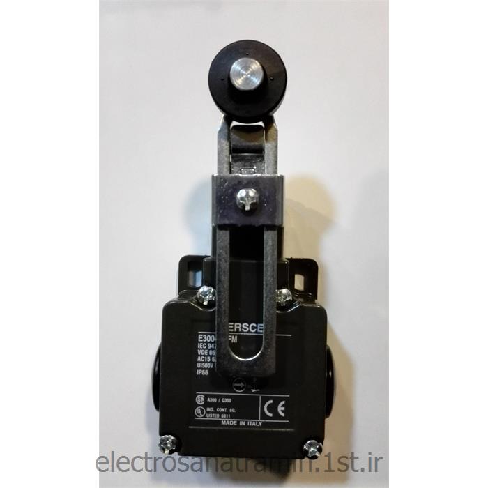لیمیت سوییچ بدنه فلزی رگلاژ Ersce E300-00-FM
