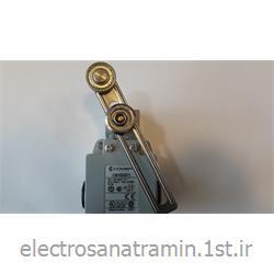 عکس لیمیت سوئیچ ( سوئیچ محدود کننده )لیمیت سوئیچ بدنه فلزی کامپی رگلاژی قرقره بلبرینگی ایتالیایی
